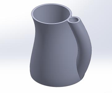 Liquid Level Indicator Cup 3