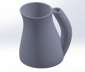 Liquid Level Indicator Cup 4